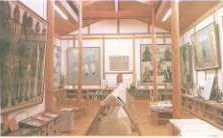 『田中嘉三記念館内観』の画像