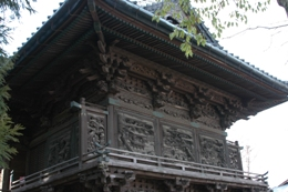 『笠間稲荷神社本殿』の画像