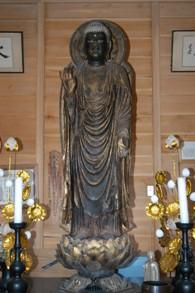 『木造弥勒仏立像』の画像