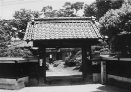 『笠間城門』の画像