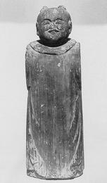 『童子立像』の画像
