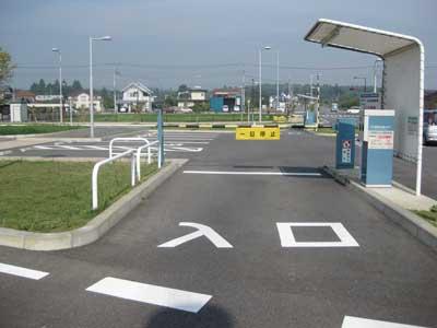 北口広場駐車場
