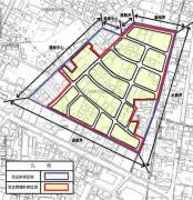 地区計画区域図