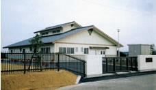 北川根地区農業集落排水処理施設写真