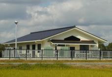 岩間南部地区農業集落排水処理施設写真
