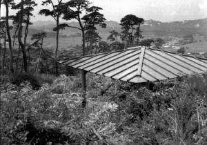 昭和32年頃の富士山