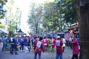 『六所神社例大祭の様子』の画像5