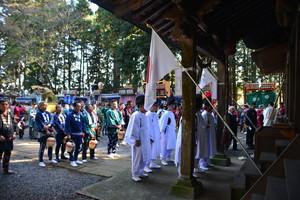 『六所神社例大祭の様子』の画像10