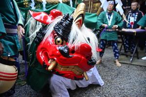 『六所神社例大祭の様子』の画像12
