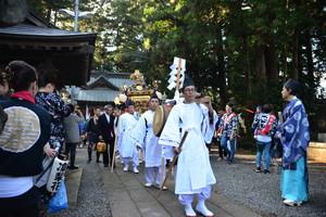 『六所神社例大祭の様子』の画像13