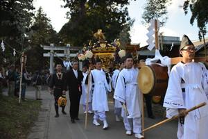 『六所神社例大祭の様子』の画像14