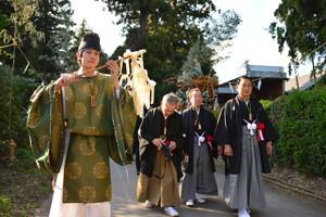 『六所神社例大祭の様子』の画像15