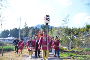 『六所神社例大祭の様子』の画像16