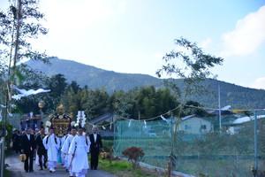 『六所神社例大祭の様子』の画像17