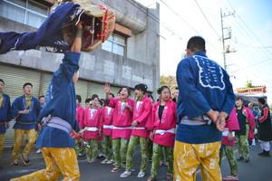 『六所神社例大祭の様子』の画像20