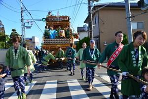 『六所神社例大祭の様子』の画像21