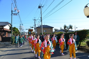 『六所神社例大祭の様子』の画像22