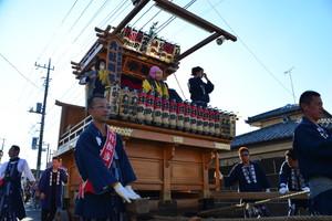 『六所神社例大祭の様子』の画像24