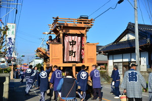 『六所神社例大祭の様子』の画像26