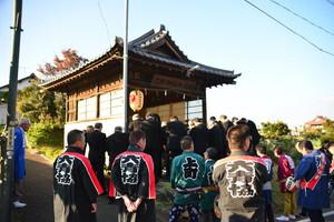 『六所神社例大祭の様子』の画像27