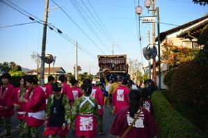 『六所神社例大祭の様子11』の画像