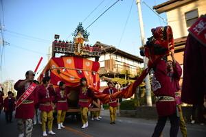 『六所神社例大祭の様子15』の画像