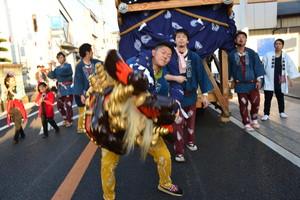 『六所神社例大祭の様子22』の画像