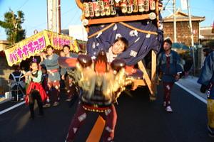 『六所神社例大祭の様子23』の画像