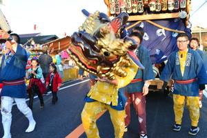 『六所神社例大祭の様子24』の画像
