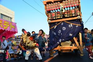 『六所神社例大祭の様子25』の画像