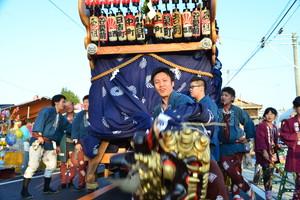 『六所神社例大祭の様子26』の画像