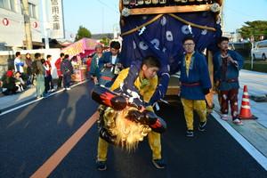 『六所神社例大祭の様子28』の画像