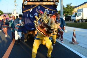 『六所神社例大祭の様子29』の画像