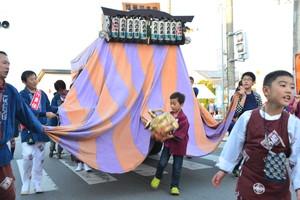『六所神社例大祭の様子34』の画像