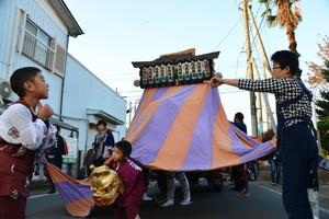 『六所神社例大祭の様子35』の画像