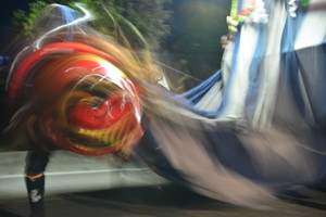『六所神社例大祭の様子41』の画像