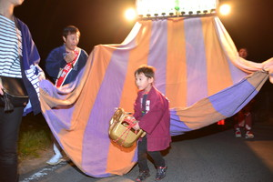 『六所神社例大祭の様子46』の画像