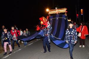 『六所神社例大祭の様子51』の画像