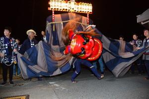 『六所神社例大祭の様子52』の画像