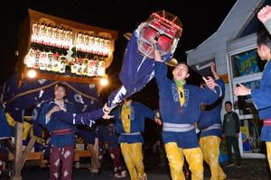 『六所神社例大祭の様子53』の画像