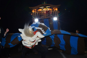『六所神社例大祭の様子58』の画像