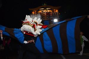 『六所神社例大祭の様子59』の画像