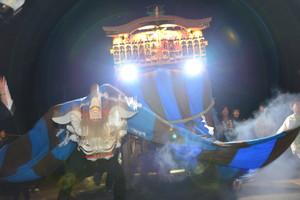 『六所神社例大祭の様子60』の画像