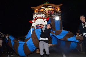 『六所神社例大祭の様子62』の画像