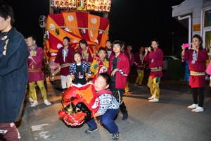 『六所神社例大祭の様子63』の画像
