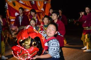 『六所神社例大祭の様子64』の画像
