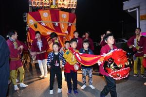 『六所神社例大祭の様子65』の画像