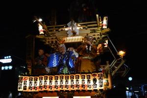 『六所神社例大祭の様子66』の画像