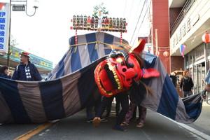 『六所神社例大祭の様子72』の画像