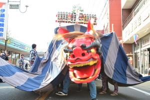 『六所神社例大祭の様子74』の画像